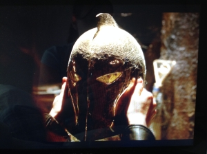 Dr. Fate's Helmet and the Ibistick