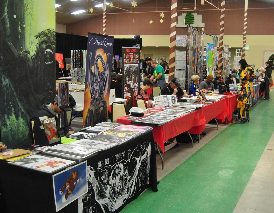 Adapt Or Die How To Earn Money At Comic Conventions Pop Culture