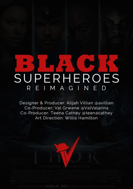Black-Superheroes-Reimagined-designed-by-Alijah-Villian-@avillian---Val-Grwene---Teena-Cathey---Willis-Hamilton