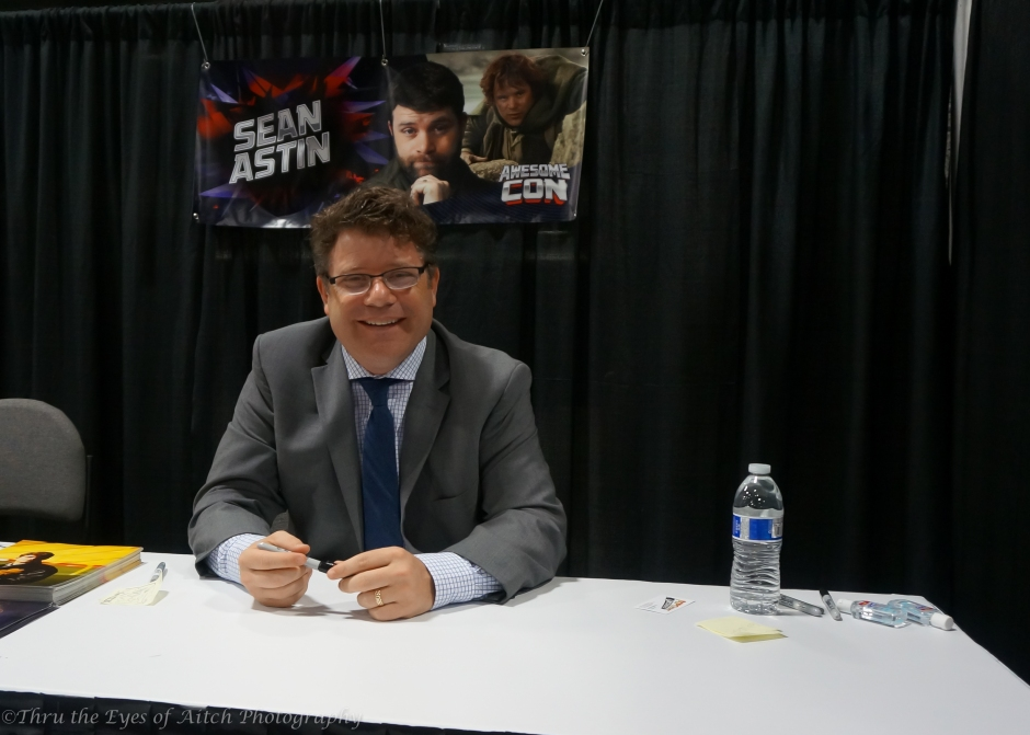 The one and only Sean Astin
