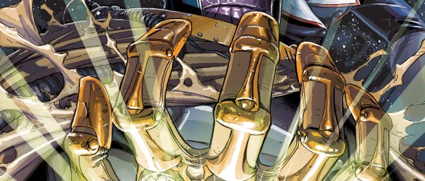 Review Brew Infinity Gauntlet 1 Pop Culture Uncovered