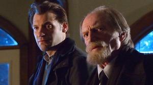 Corey Stoll , David Bradley as Abraham Setrakian