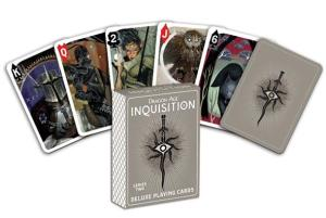 Dragon Age: Inquisition Deluxe Playing Cards - Series Two