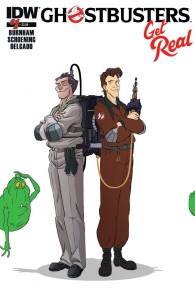 Ghostbusters Get Real #1