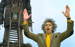 Christopher Lee as Lord Summerisle in The Wicker Man