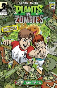Plants vs. Zombies: Bully for You #1 San Diego Comic-Con International Exclusive Variant Cover