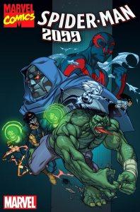 Spider-Man_2099_4_Ferry_Marvel_92_Variant