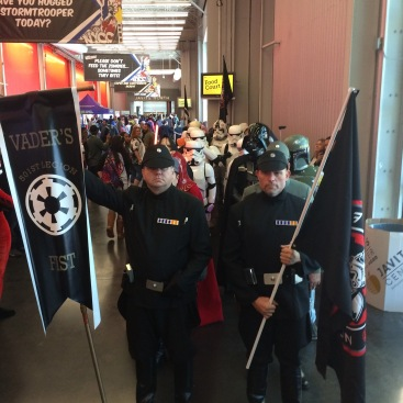 March of the 501st
