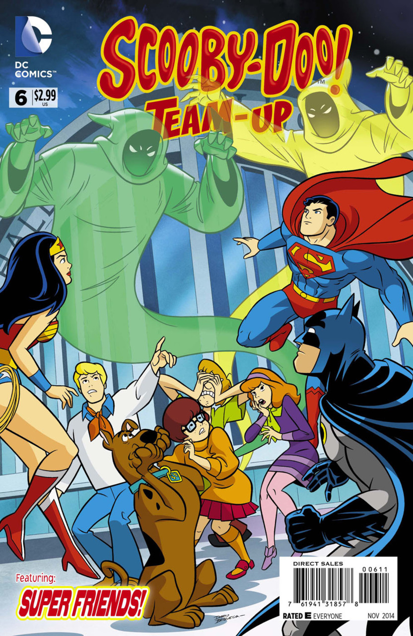 editorial scooby doo team up is dc s best book and nobody