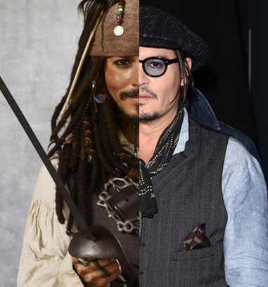 So This Is Where Johnny Depp Does His Shopping