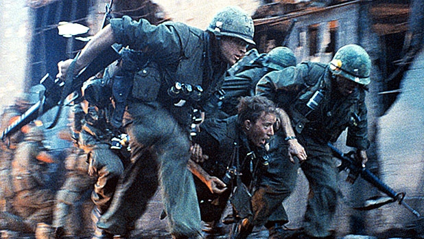 Hollywood's Fascination With War Movies | Pop Culture