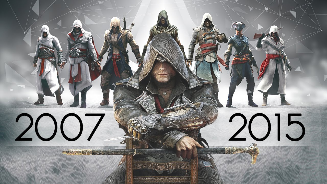 The Best and Worst of the Assassin's Creed Series – Pop ...
