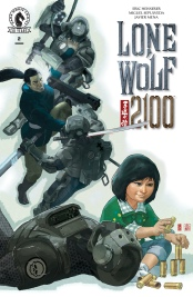 Lone Wolf 2100 002-001