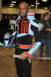 The reason #29daysofBlackCosplay is important to me because I feel I'm being seen and not ignored because of the color of my skin.
