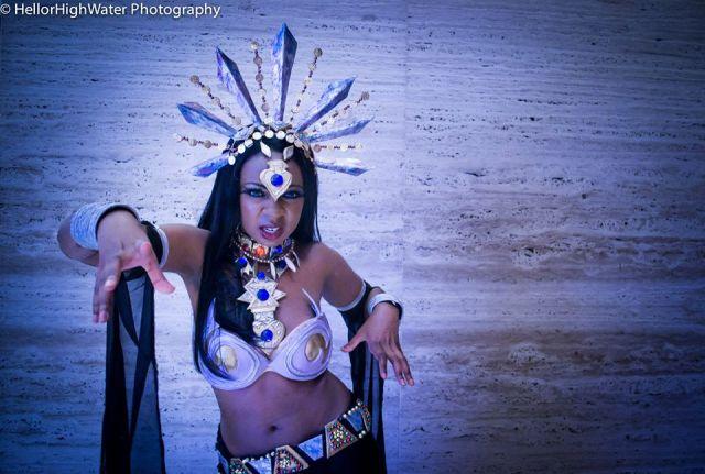 Queen Akasha_Chaka_Photo2