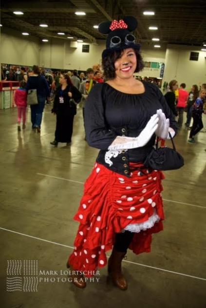 Kira Steampunk Minnie