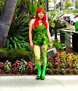Libby B - Poison Ivy