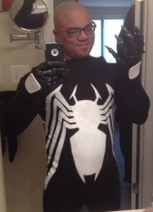 Rahsaan as Venom