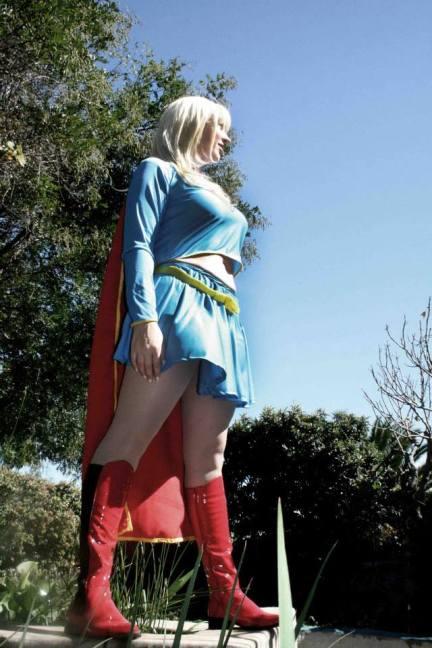 Supergirl - DC - G2C2 2014 - Max Thomik Photography
