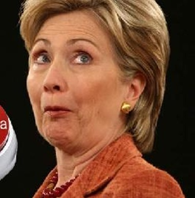 Hillary Who Farted