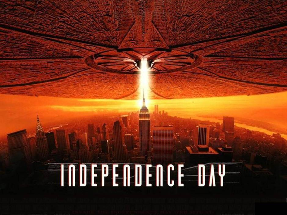 Independence Day from 20th Century Fox (1996)