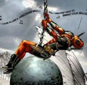 Deadpool Wrecking Ball