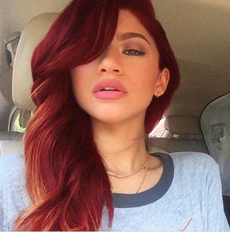 Zendaya Red Hair