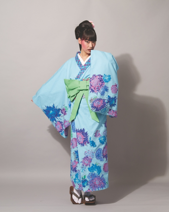 New Kimono Pattern From Cosplay By Mccalls Pop Culture Uncovered