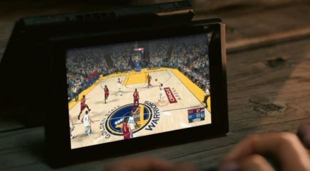 Is this NBA2K, NBA Live...or something new?