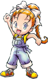 Ann from Harvest Moon