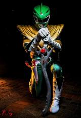 IG @evil_power_ranger Twitter @evilpowerranger Cosplay lets me meet new people at each con that I go to. Cosplay is a great way to meet friends as well as be the characters you love!