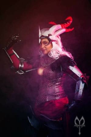Facebook: https://www.facebook.com/asellussynd/ Instagram: @clonistudios Cosplay is special to me because it gives me a creative way to express myself as well as challenge myself to learn new skills that I never thought I could do.
