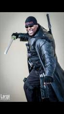 FB: Davaughn Thomas https://www.facebook.com/profile.php?id=100006021195700 IG: @legendofthedaywalker Cosplay in 2016, was special for because for several reasons: 1. I was blessed with the opportunity to constantly challenge myself artistically by taking my craft to higher levels of artistry. 2. Sharing my talents, while meeting and greeting, so many like-minded, gifted individuals. 3. Having my biggest inspiration Mr. WESLEY SNIPES, comment, like and acknowledge my IG account, was the most humblest, honorable experience of 2016, for this Daywalker. Much love to you all, my friends. Peace and blessings. ~L.O.D