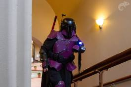 Facebook: https://www.facebook.com/deadpoolavenger.azaeca There has been a Load of things that I am happy about this year, just one of them is that after 40 plus years of Costuming/Cosplaying, I am still having a Blast with it, My Way. If I can Do some Good, Bring a Smile, Make a Day, Ease a Pain, Support a Cause, Inspire a Hero, Comfort a Victim, Entertain a Patient, Help a Beginner, Convert a Bully, or Be an Example, That makes my Year !!!