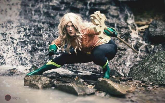 """Name: Lux Bovino Instagram: @luxbovino Facebook: Duly Noted Cosplay https://www.facebook.com/Dulynotedcosplay/ As someone who identifies as a plus size person I continued cosplaying to be a role model for all those around me by giving back to kids as their favorite Superheroes or Princesses; it's so rewarding making people's day! I cosplay because I truly love capturing the essence of a character and bringing them to life and because I'm a size 16 I want people to know they too are """"good enough"""" at cosplay."""