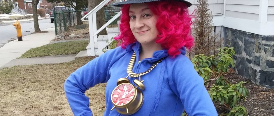 Rapper Pinkie Pie