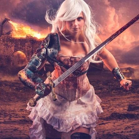 blonde-sword