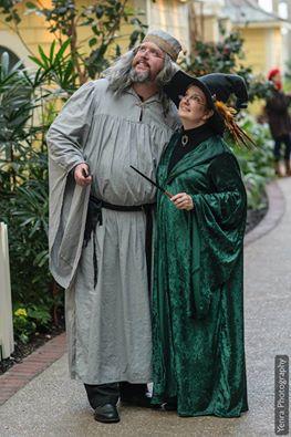 Ken Morrill Dumbledore McGonagall