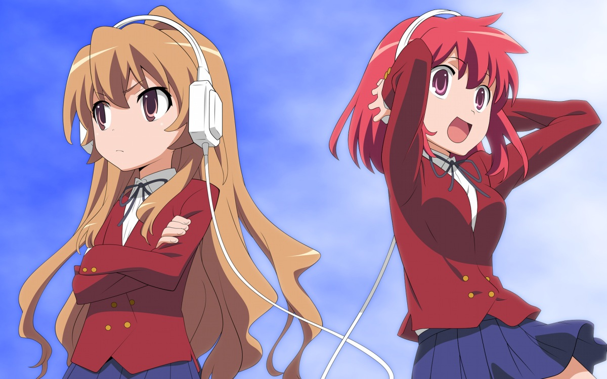 Grumpy Girls With Good Friends A Look At Toradora S Besties Pop Culture Uncovered