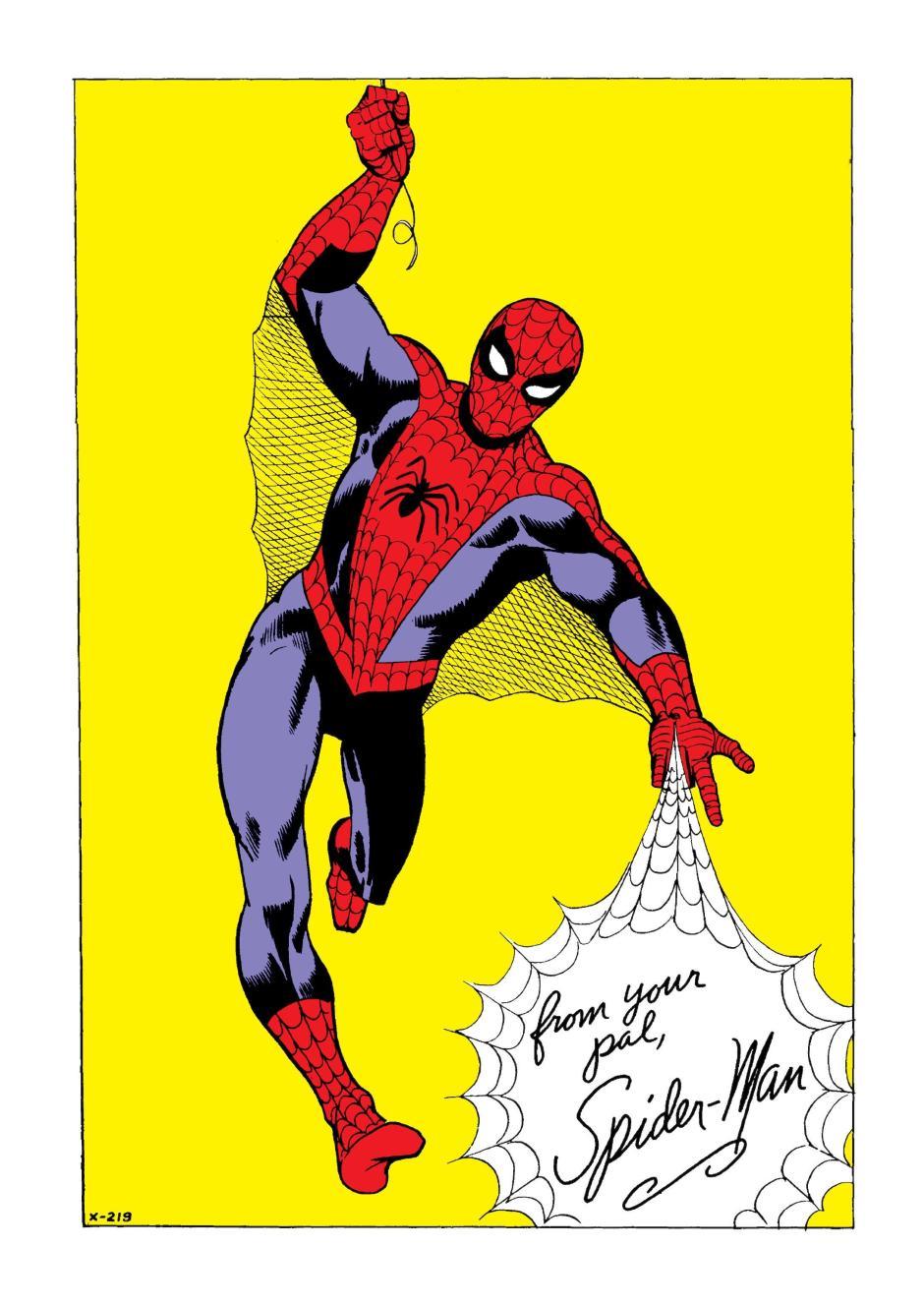 Ditko Spider-Man