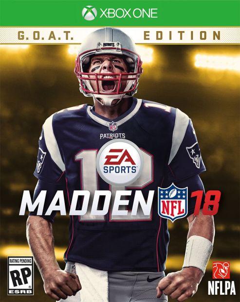 Madden Brady Cover