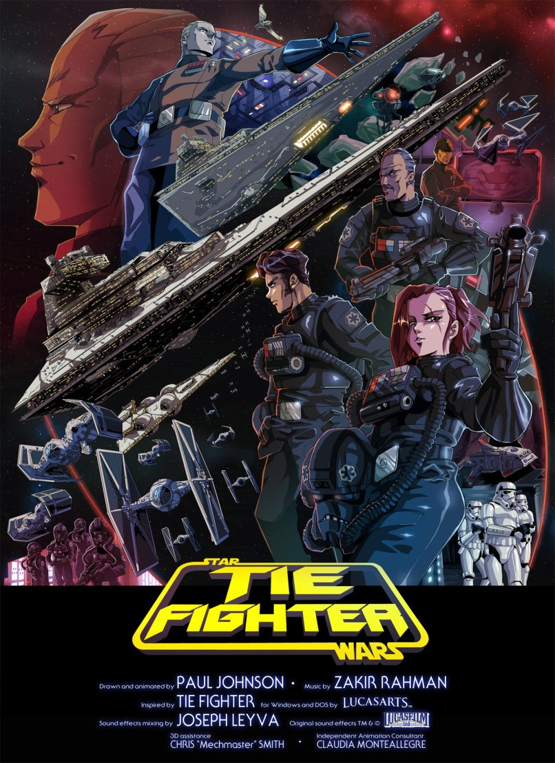 TieFighter_POSTER