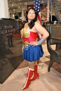 Val L. - Wonder Woman stands for truth, integrity, compassion, understanding and resolution.