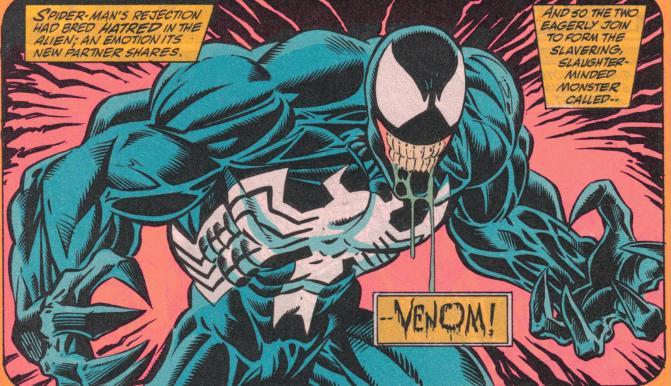 Venom-Marvel