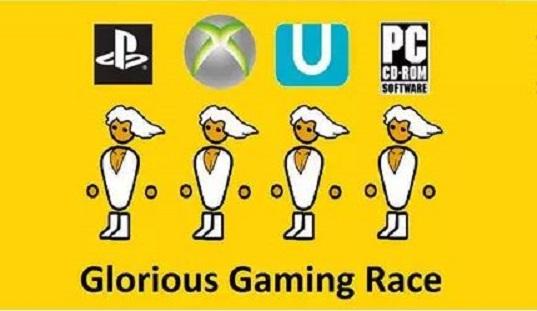 Gamer Race
