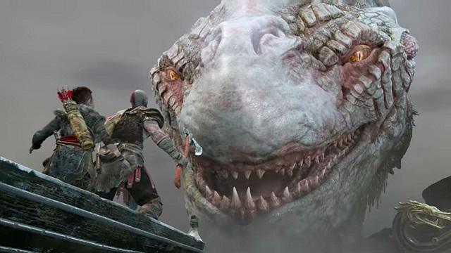 God Of War - World Serpent