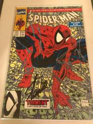 One of the first comic covers that made me start collecting. Also got mine signed by Stan Lee because he's a personal hero of mine, and wanted something from him before he's gone. I have them all but the platinum.