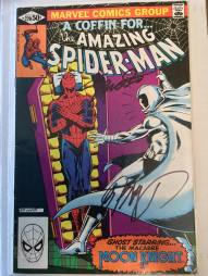 My favorite is this one I bought as a 12 year old boy. It's the first one that started me on the hobby, and I got it signed too.