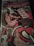 I guess this is my favorite Spider-man. My gem was stolen. I always liked Sinister Six.