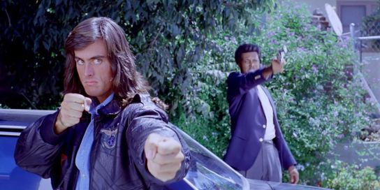 Samurai Cop movie
